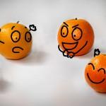 Zumo de naranjas mutantes