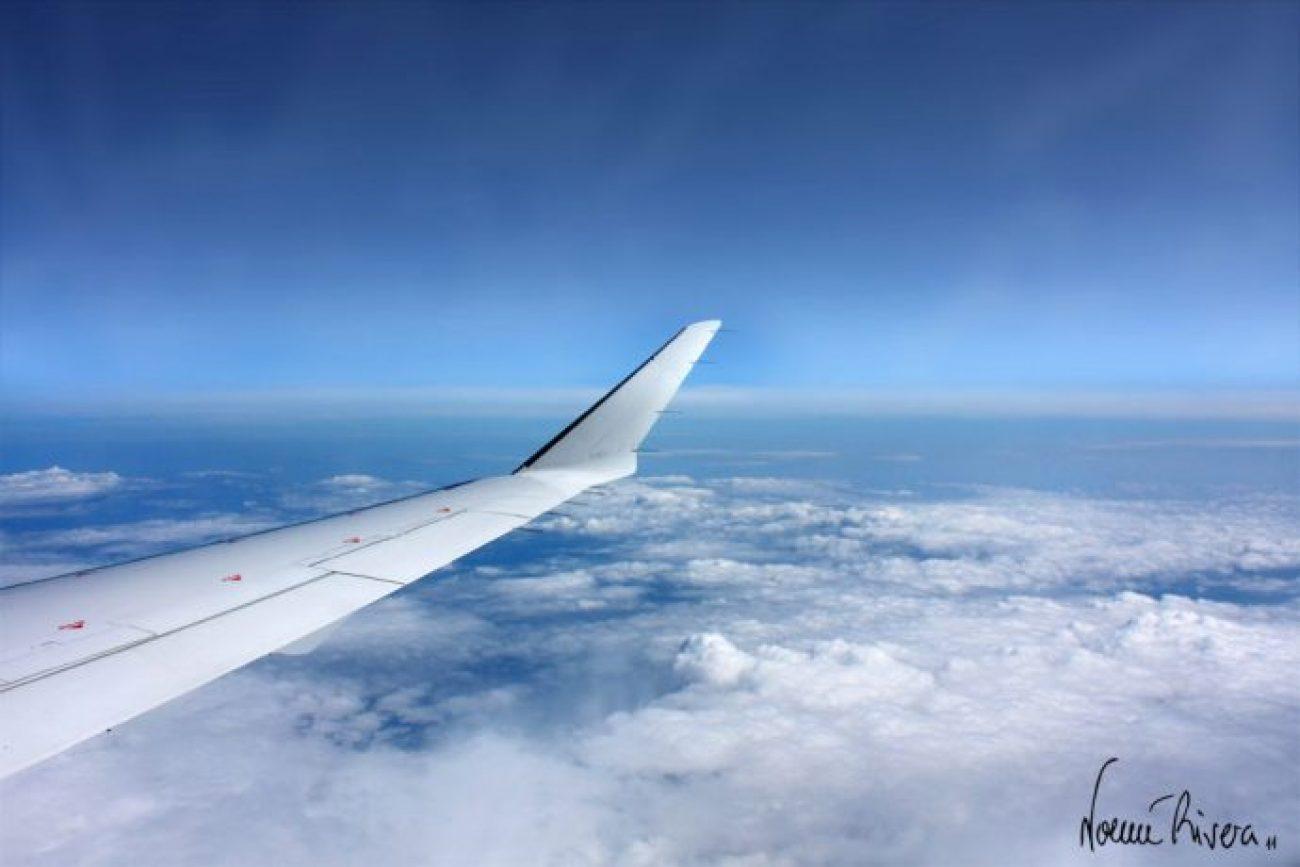 Relato de un despegue (cuando no te gusta nada volar)