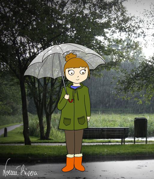 lluvia invernal 2