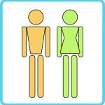 Hombre Y6-XXI vs. Mujer X9-XXI