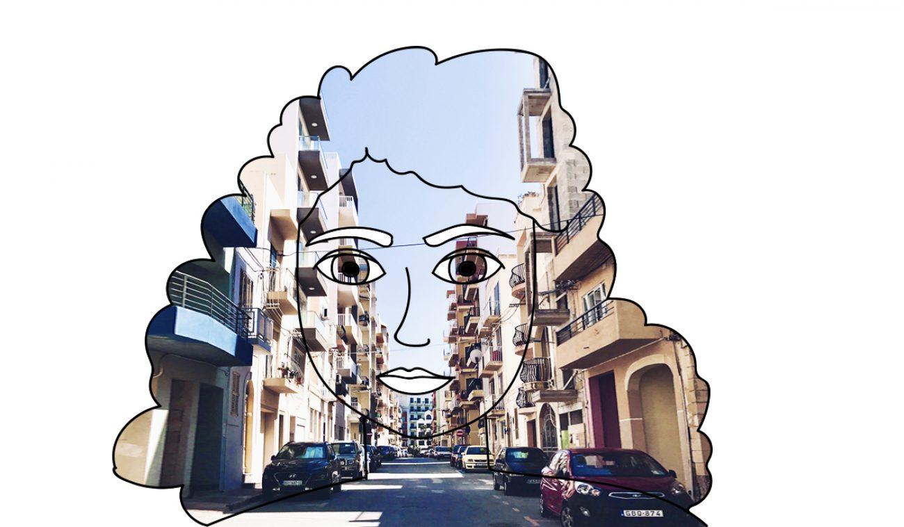 portrait street