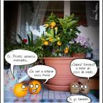 El futuro ejército de naranjas mutantes