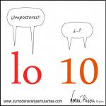 Tipos majos #6. Impostores