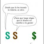 Tipos majos #8. El dinero